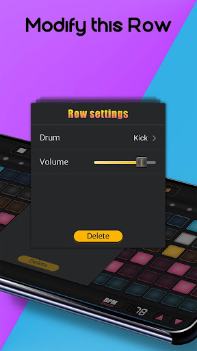 Easy Drum Machine - Beat Machine & Drum Maker 1.2.41 Screenshots 5