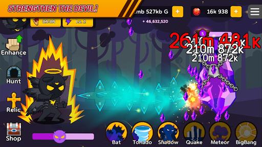 GrowDevil (Idle, Clicker game)  screenshots 3