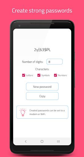 WiFi Warden - WiFi password sharing  Screenshots 7