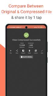 Video Compressor - Compact Video(MP4,MKV,AVI,MOV) Screenshot