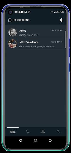 Masolo - Messagerie instantanée hack tool