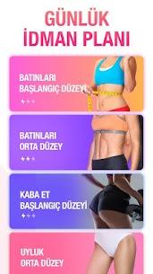 Kadın Egzersizi – Kadınlar İçin En Uygun Spor App 4