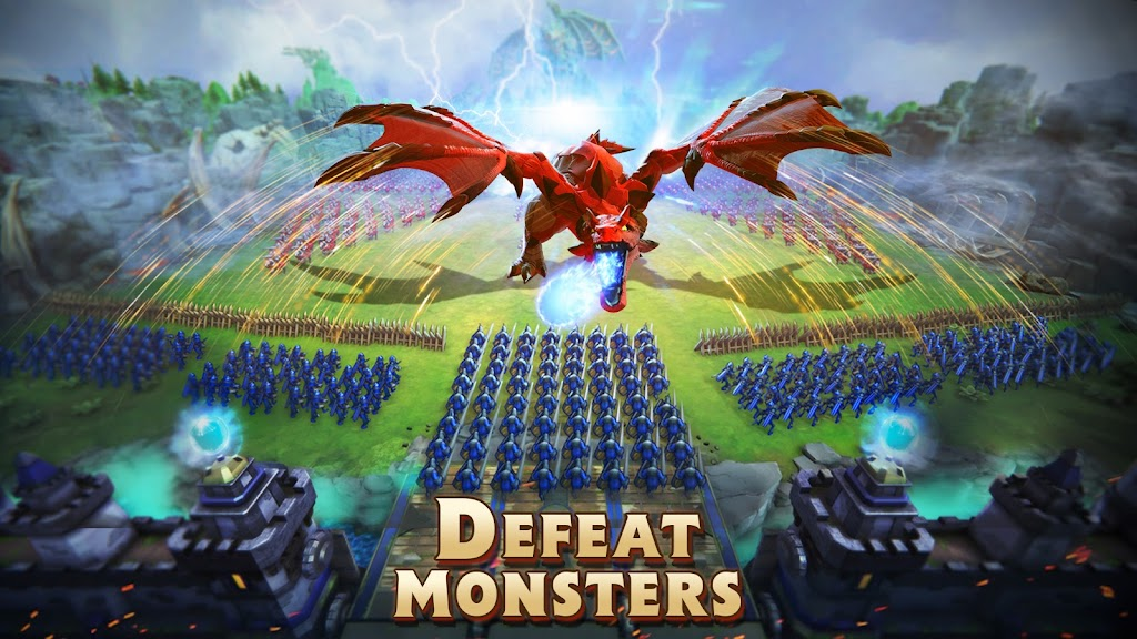 Lords Mobile:Tower Defense  poster 4