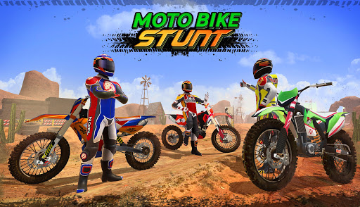 Moto Bike Racing Stunt Master- New Bike Games 2020 10.6 screenshots 1