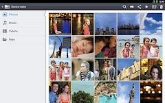 screenshot of Samsung Link (Terminated)