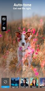 Adobe Photoshop Camera  Photo Editor amp  Lens Filter Apk Download 5