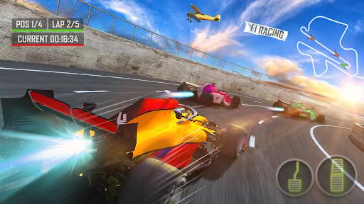 Formula Car Driving Games - Car Racing Games 2021 1.0.0 screenshots 2