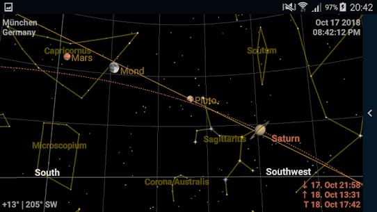 Astrolapp Live Planets and Sky Map 5.2.0.5 Apk 5
