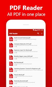 PDF Reader – Just 2 MB, Viewer, Light Weight 2020 1