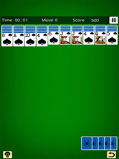 Spider Solitaire King