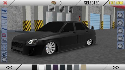 Russian Cars: Priorik apkdebit screenshots 2
