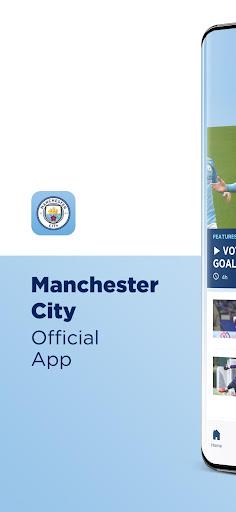 manchester city official app screenshot 1