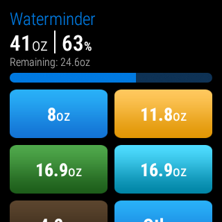 WaterMinder - Water Tracker and Drink Reminder App  poster 10