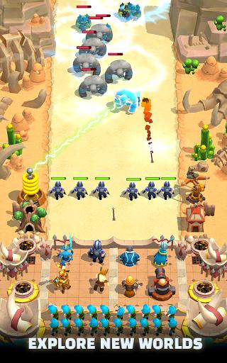 Wild Castle TD: Grow Empire Tower Defense in 2021 1.2.4 Screenshots 7