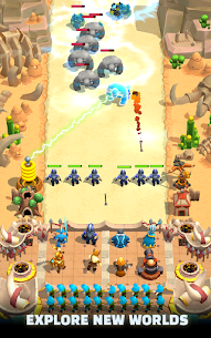 Wild Castle TD: Grow Empire Tower Defense in 2021 7
