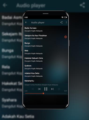 Dangdut Koplo Spesial Lagu Malaysia Offline  screenshots 4