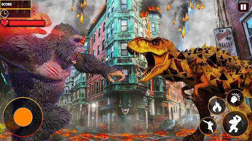 Godzilla Smash City: King Kong Games 2020 apkdebit screenshots 8