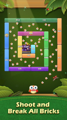 Breaker Fun-Brick Ball Crusher Game! apkmr screenshots 3