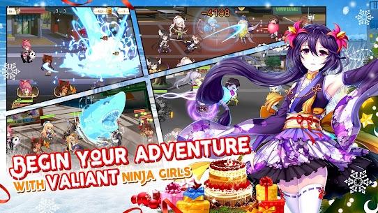 NinjaGirls:Reborn 1.502.0 Mod APK UNLOCKED 2