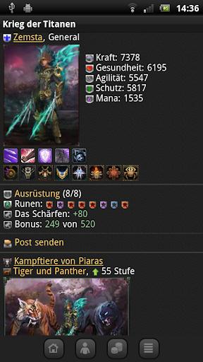 Krieg der Titanen 6.6.1 screenshots 2