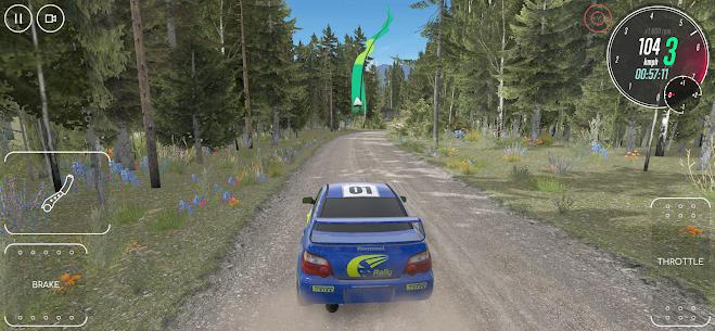 CarX Rally Apk 4