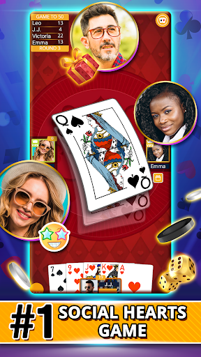 VIP Games: Hearts, Rummy, Yatzy, Dominoes, Crazy 8 3.7.2.84 screenshots 2