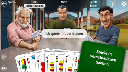 Schafkopf 2.4.0 screenshots 4