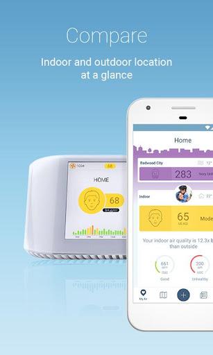 Air Quality | AirVisual  Screenshots 4