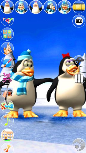 Talking Pengu & Penga Penguin - Virtual Pet  screenshots 7