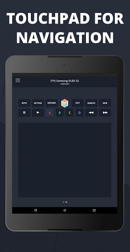 Samsung TV Remote Control - Remotie android2mod screenshots 5