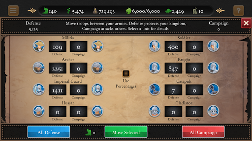 Conquest!  screenshots 8