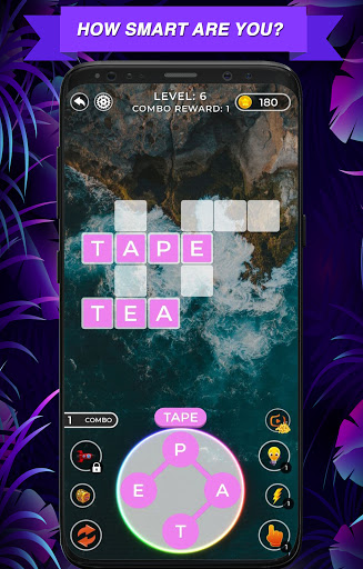 Word Search : Word games, Word connect, Crossword apkslow screenshots 7
