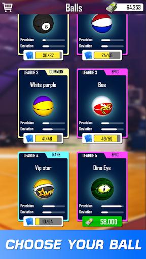 Basketball Clash: Slam Dunk Battle 2K'20 screenshots 4