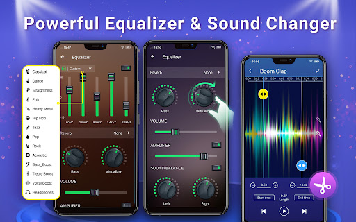 Music Player - Bass Boost, MP3 android2mod screenshots 3
