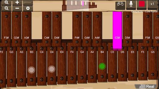 Marimba, Xylophone, Vibraphone Real 2.1.1 screenshots 1