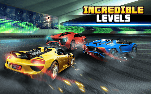 Crazy for Speed 2 MOD APK 3.5.5016 (Unlimited Gold, Nitrogen) 14