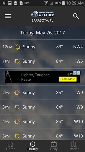 abc7 wwsb first alert weather screenshot 2