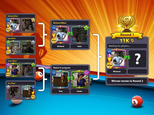 8 Ball Pool 5.2.3 screenshots {n} 9