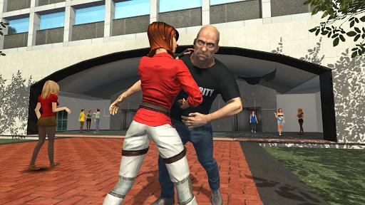 Crime Simulator Real Girl screenshots 3