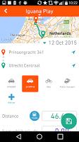 Gekko Trips - GPS mileage log