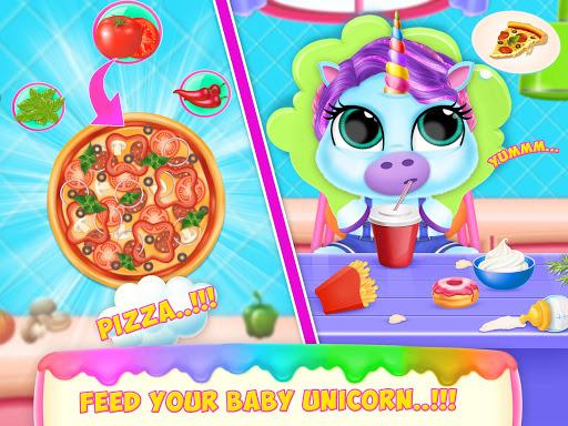 Baby Unicorn Pet Care  screenshots 3