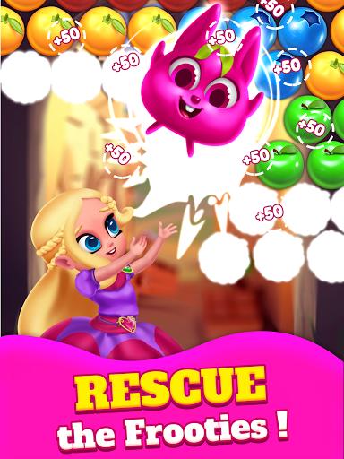 Bubble Shooter Princess Pop - Balloon & Ball Blast 5.3 screenshots 19