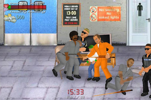 Hard Time (Prison Sim) 1.454 screenshots 9