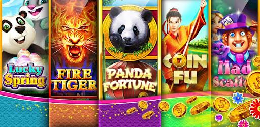 Panda magic slot machine games