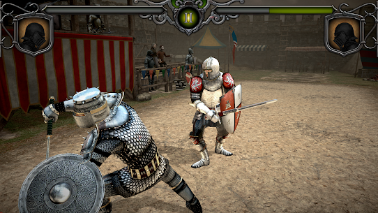 Knights Fight: Medieval Arena Mod Apk 1.0.21 (A Lot of Resources) 7