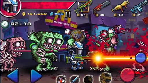 Zombie Diary 1.3.2 screenshots 9