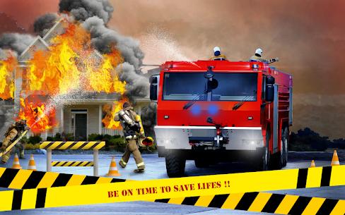 Firefighter Emergency Rescue Hero 911 3
