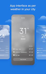 Weather - By Xiaomi G-12.3.6.3 Screenshots 3