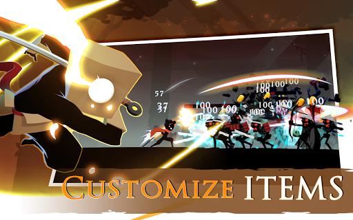 Stickman Revenge u2014 Supreme Ninja Roguelike Game 0.8.2 screenshots 23