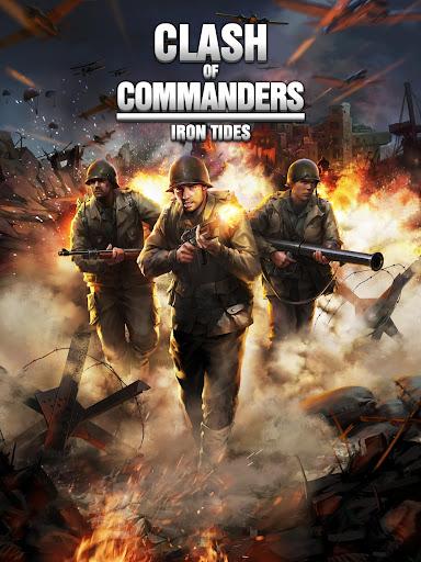 Clash of Commanders-Iron Tides 1.8.4 screenshots 11